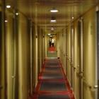 Hyttkorridor i Silja Line Galaxy