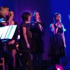 Mary, did you know - Elin , Bearnice och Helen , Annie och Anna