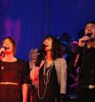 Bea , Ruth och Gabriel
