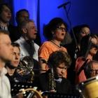 Mercy Gospel Choir  & BGJO