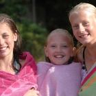 Agnes, Lovisa & Alma